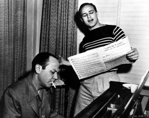 FROM THE VAULTS: Frank Loesser born 29 June 1910