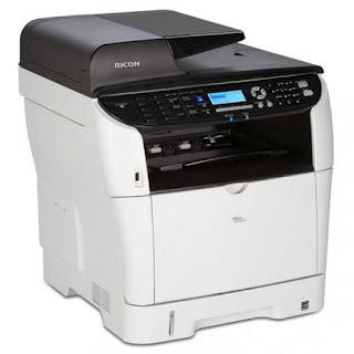 Ricoh Aficio SP 3510SF Descargar Driver Impresora Gratis