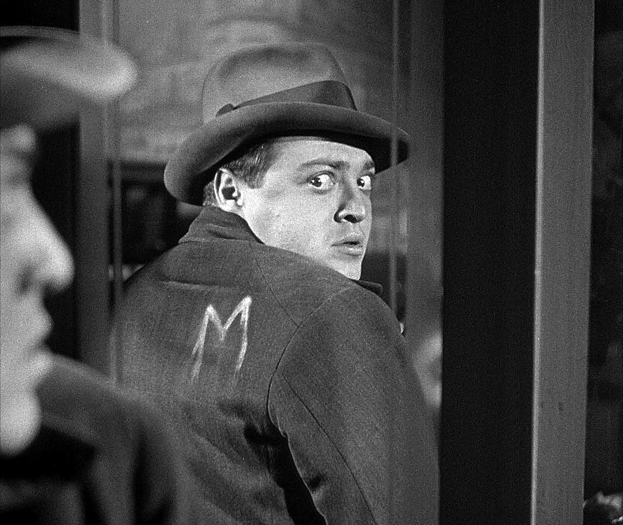 M, el vampiro de Düsseldorf - Peter Lorre