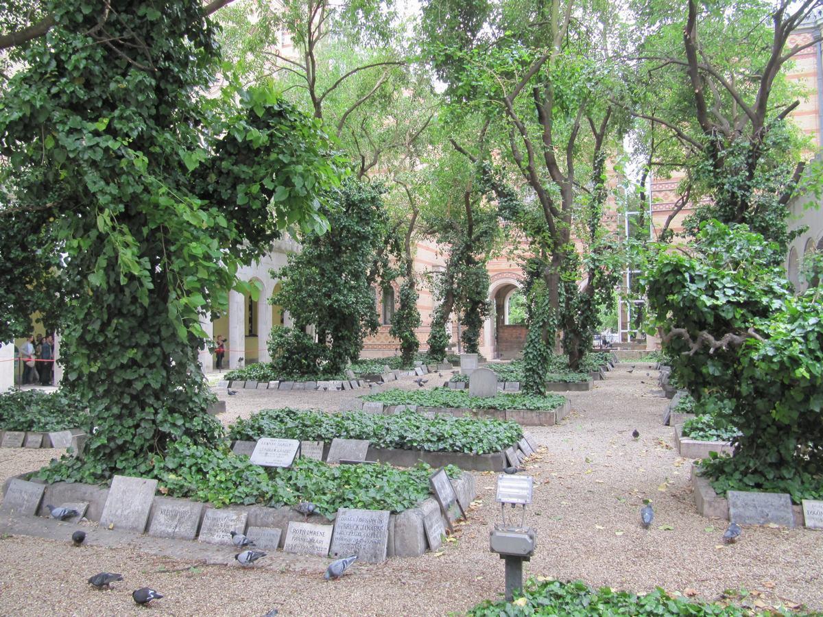 cementerio de la Gran Sinagoga