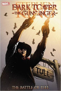 The Dark Tower Graphic Novels, The Battle of Tull, Marvel Comics, Stephen King Store