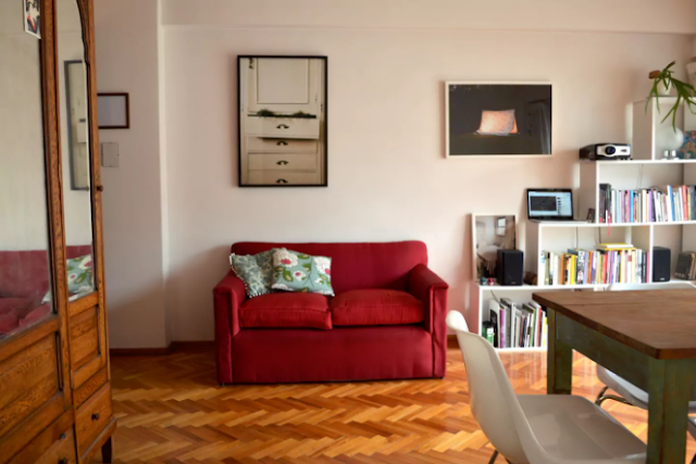 Airbnb hospedagem econômica