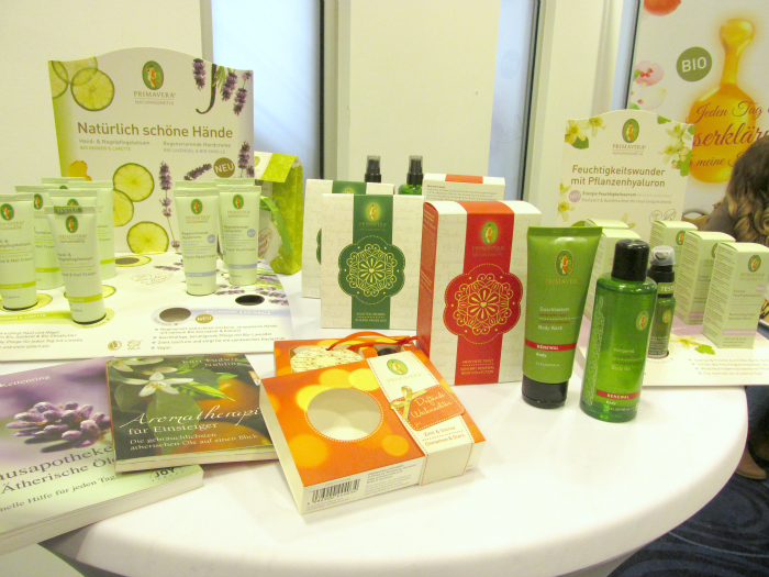 Beauty Press Blogger Event - Primavera Aromatherapie, Wellness & Pflege
