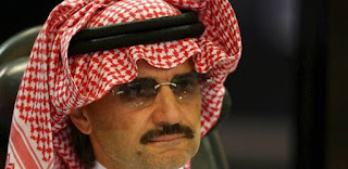 Prince Alwaleed bin Talal, after leaving, tells the details of his arrest at Ritz-Carlton