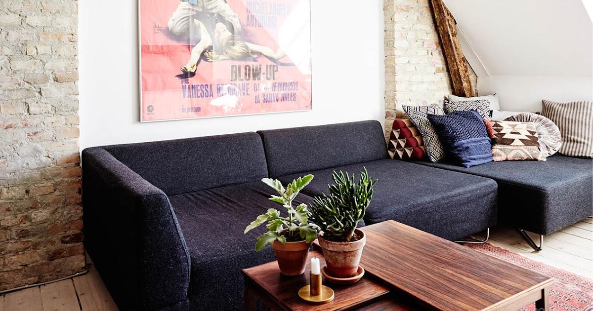 Home Tour um duplex rústico e despojado Casinha colorida - moderne modulare kuche komfort