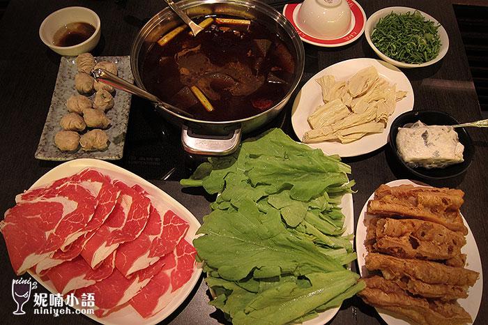 【台北大安區】太和殿麻辣火鍋 by 妮喃小語