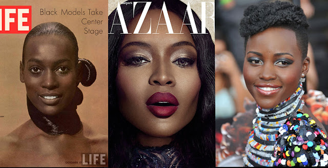 la mujer mas bella de raza negra