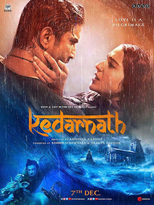 Kedarnath (2018) Hindi 720p Proper HDRip 950MB