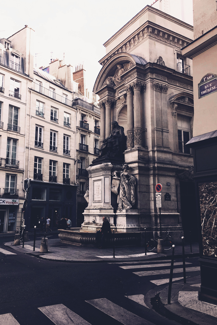 Luxury Hotel Therese Paris Review Travel Blog Aimerose
