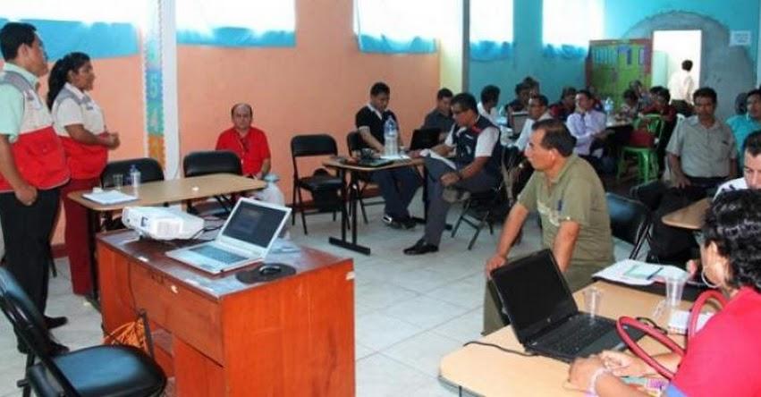 PRONABEC: Especialistas de las UGEL en Loreto se informan sobre Beca 18 - www.pronabec.gob.pe