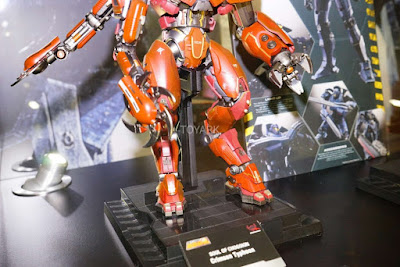Soul of Chogokin - Pacific Rim - Crimson Typhoon