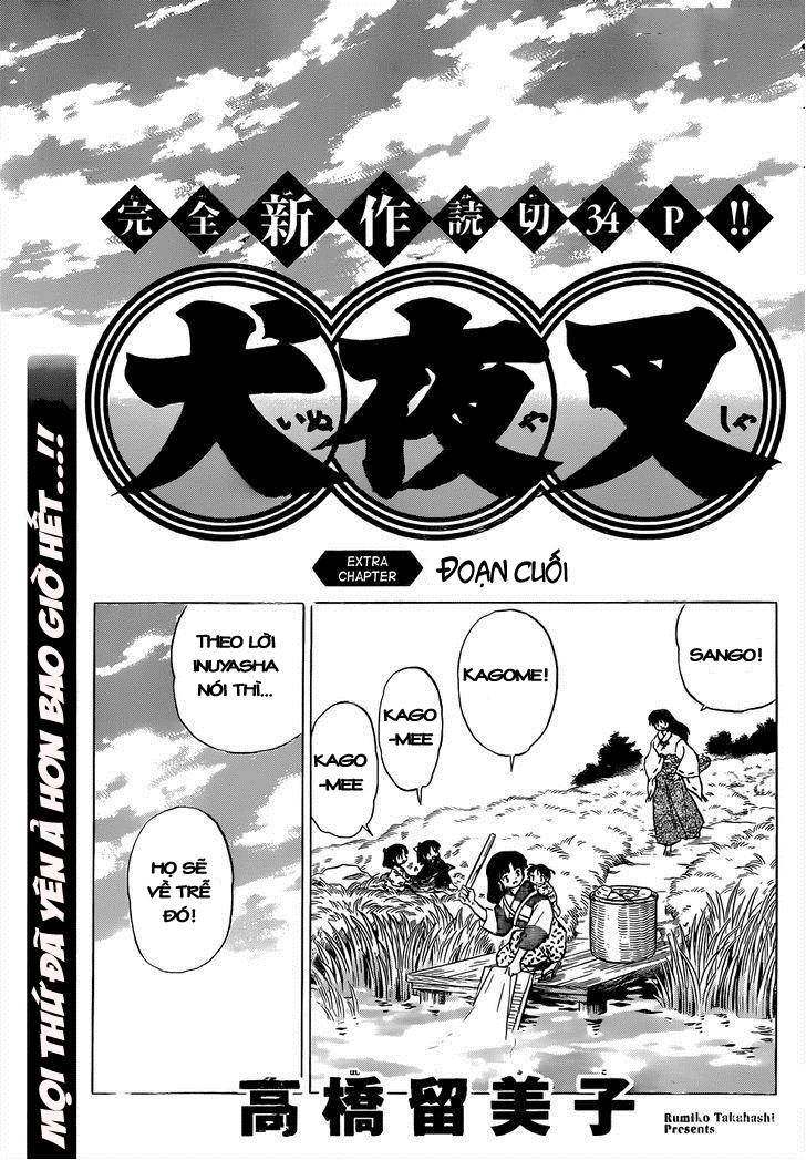 Inuyasha vol 56 - chap extra trang 3