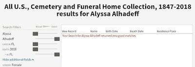 UPDATES - Florida Obituaries show no Parkland school shooting deaths 01%2BAlyssa%2BAlhadeff