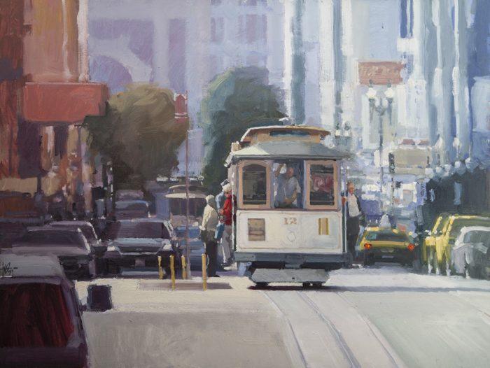 Американский художник. Ken Auster