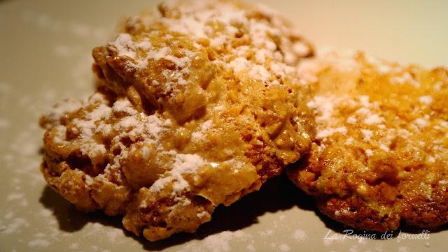 biscotti croccanti alle mandorle
