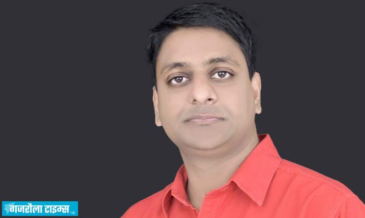 गजरौला को नई ऊचाईयों पर ले जाना चाहते हैं राहुल