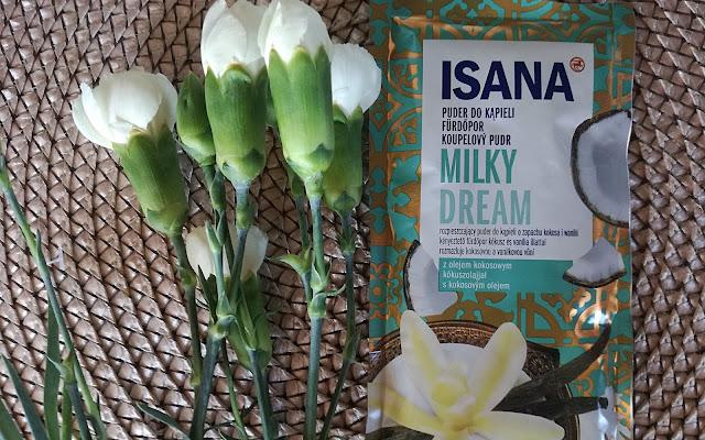 Milky Dream - puder Isana - Czytaj więcej