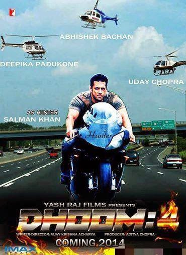 Dhoom 4 Hindi Action Movie Free Download: Dhoom4 Hollywood Action