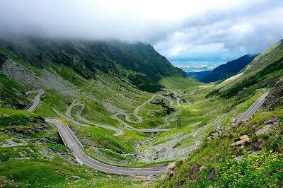 Fogarasi-havasok, Transzfogarasi út, környezetvédelem, Románia,