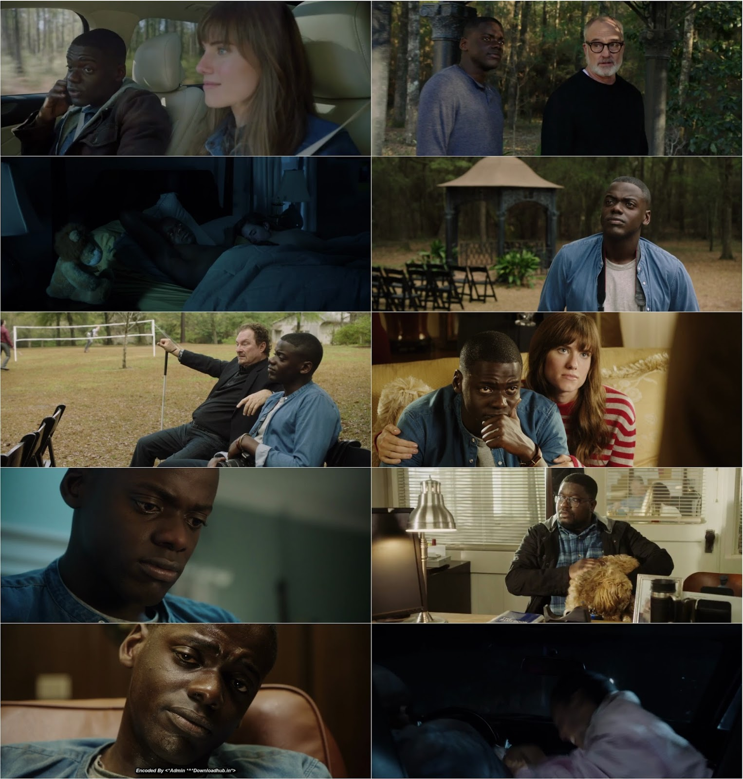 Get Out Movie Screenshot