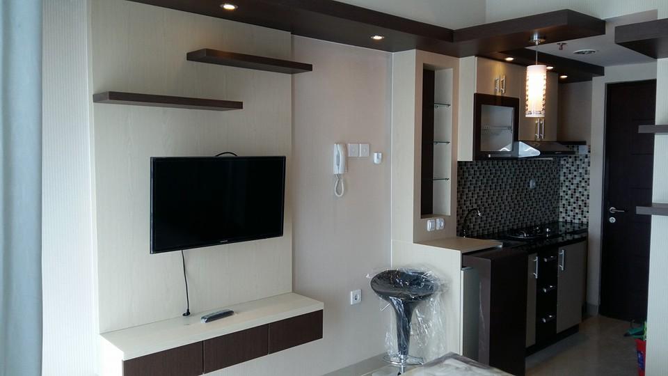 CV TRIDAYA INTERIOR Contoh Interior Apartemen Tipe Studio