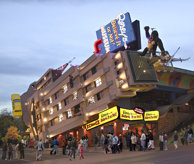 Ripley's Believe It or Not! em Niagara Falls