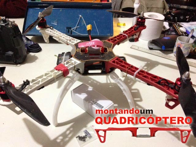 drone dji f550  | 640 x 480