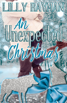 An Unexpected Christmas by Lilly Rayman, book review, romance, paranormal