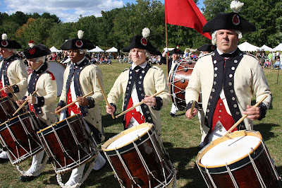 Sudbury Colonial Faire and Muster of Fyfes and Drums