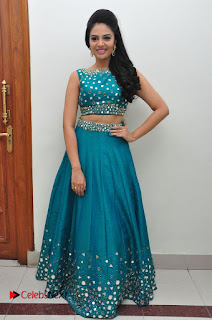 Sree Mukhi Pictures at Gentleman Audio Launch  0127