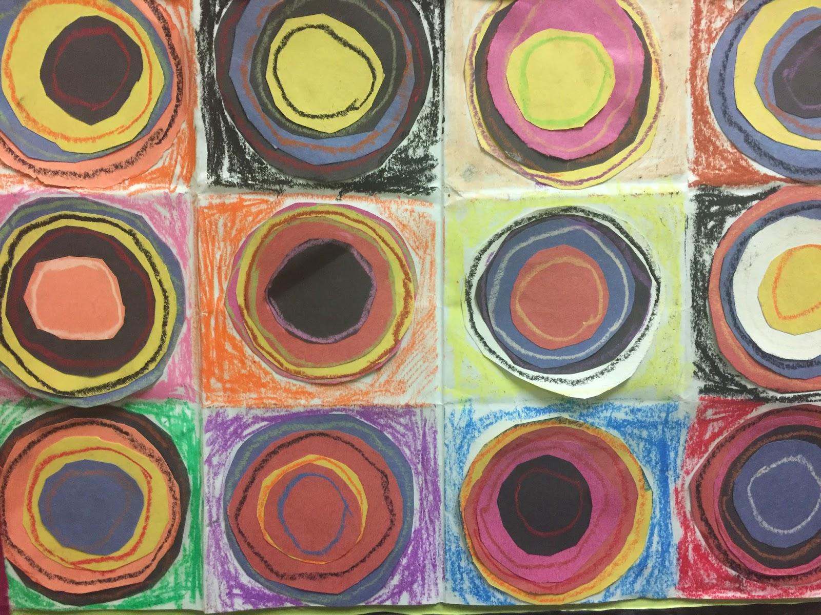 Teach Place Value With Kandinsky
