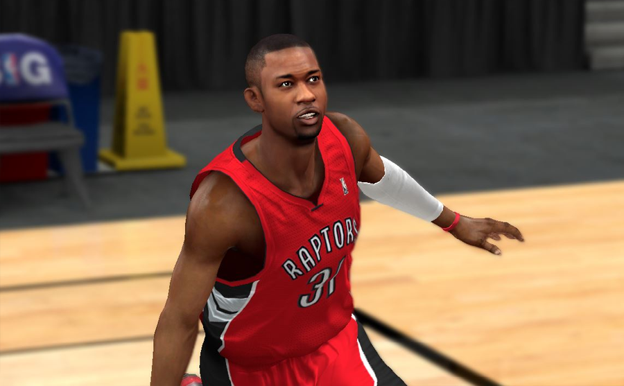 NBA 2K14 Terrence Ross Next-Gen Face Mod