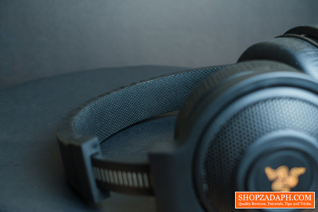 razer kraken 7.1 lazada - headband adjustment