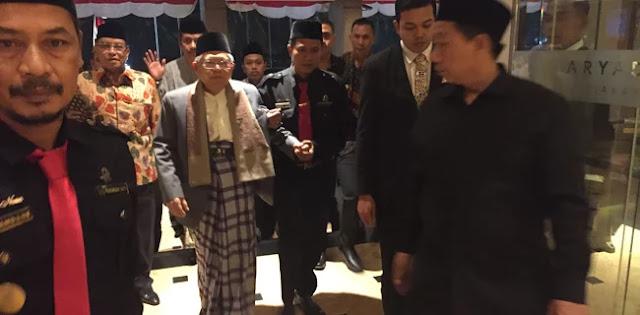 Ma'ruf Amin Harus Hati-Hati, Jangan Main-Main Dengan Kebijakan Publik