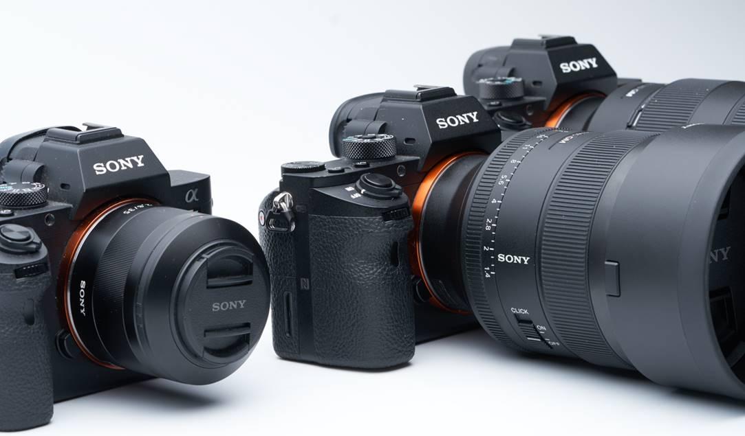 Sony A7 II, A7R II и A7S II