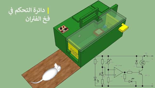 دائرة فخ الفئران