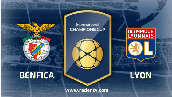 Streaming Benfica vs Lyon