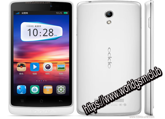 Oppo R815T Official Firmware is Full Free Download