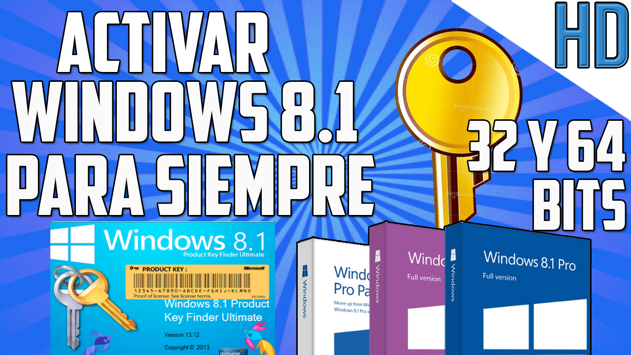 activar windows 8.1 con kmspico