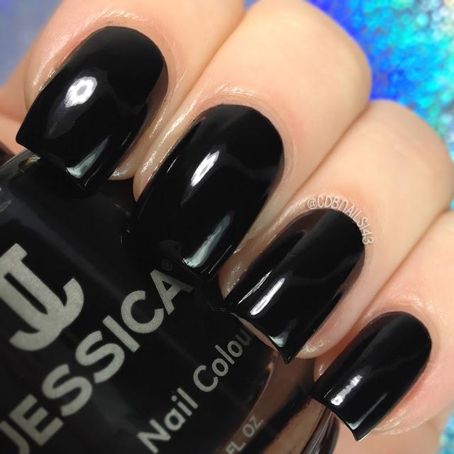 Jessica Cosmetics-Black Lustre