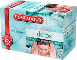 infusiones pompadour detox