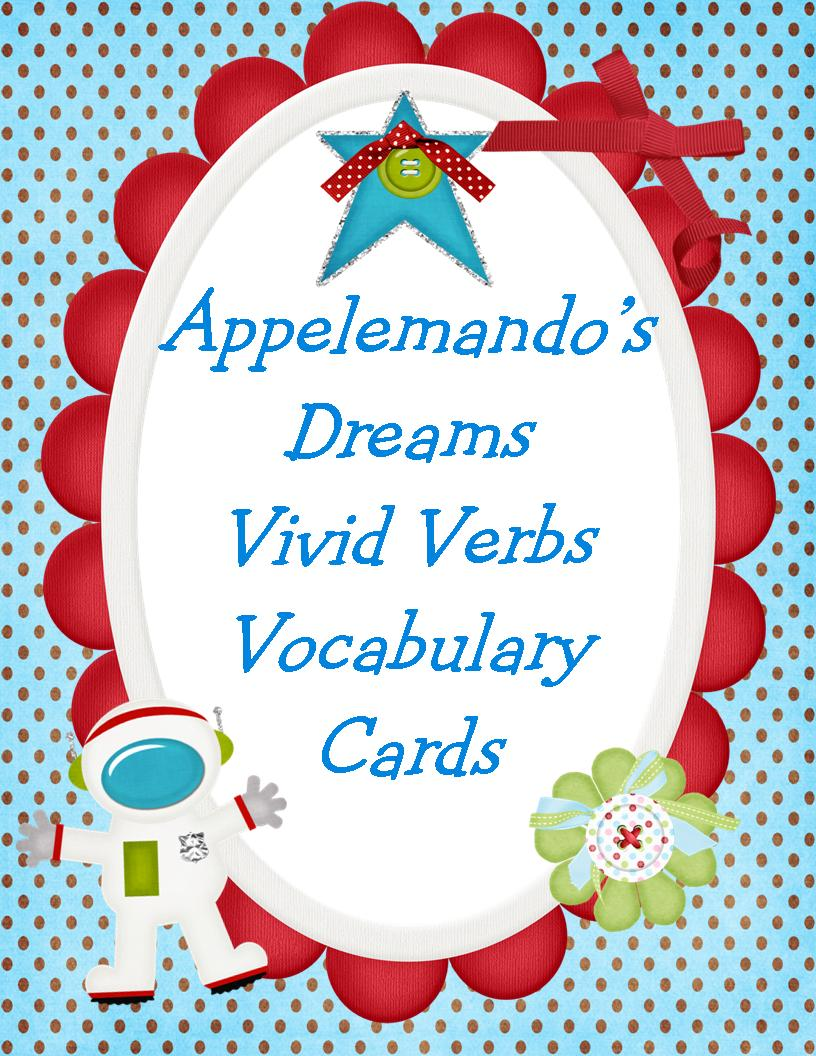 vivid vocabulary