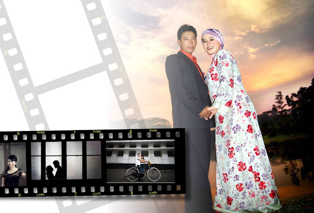 Paket Foto Pre Wedding Outdoor