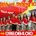 Giá vé máy bay Vietjet Air tháng 10