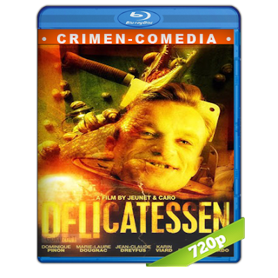 Delicatessen (1991) BRRip 720p Audio Dual Castellano-Frances 2.0