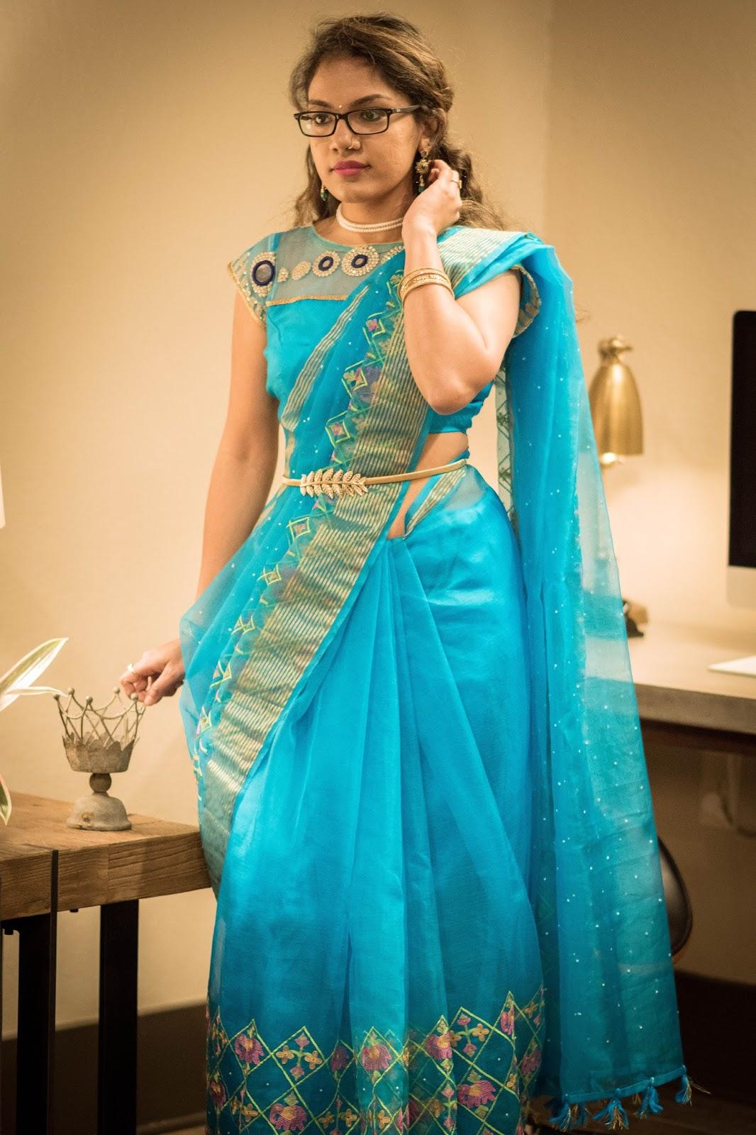 Prasanthi Kadiyala - Aim for Glam | Indian Fashion Blogger