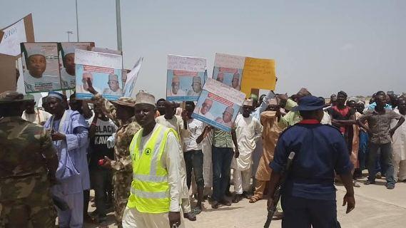 Mohammed Abdullahi Abubakar Abubakar Tafawa Balewa Airport Bauchi photos