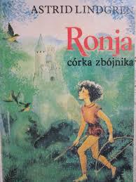 Gry w Bibliotece | Ronja, córka zbójnika - Astrid Lindgren