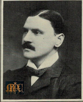 Picture of W. Somerset Maugham around 1908