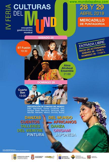 Culturas del Mundo reunirá a una amplia representación de la gastronomía, costumbres y músicas de una veintena de países y regiones